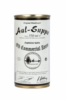 Aalsuppe, 550 ml
