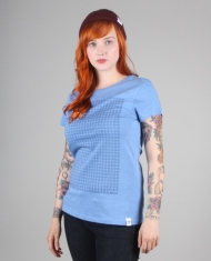 Hafendieb 779�C Frauen T-Shirt mid heather blue