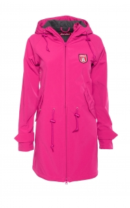 Derbe Island Friese Fuchsia Softshell Damen Jacke