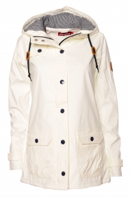 Derbe Peninsula Fisher Wei� Deerns Jacke