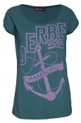 Derbe Deerns Shirt Dockside Dragonfly Melange