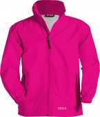 Kinder-Regenjacke Richwood, Rose