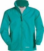 Kinder-Regenjacke Richwood, Lake Blue