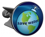 Plopp St�psel, Save Water