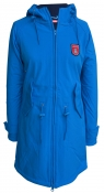 Derbe Island Friese hell-blau - Mantel Jacke Friesennerz