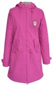 Derbe Island Friese beere Mantel Jacke Friesennerz