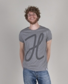 Hafendieb Seil Unisex mid heather grey