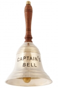 Tischglocke, 21cm, Captains Bell