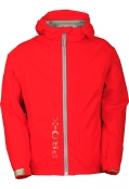 Kinder-Regenjacke Flashy Neon Orange Pro-X
